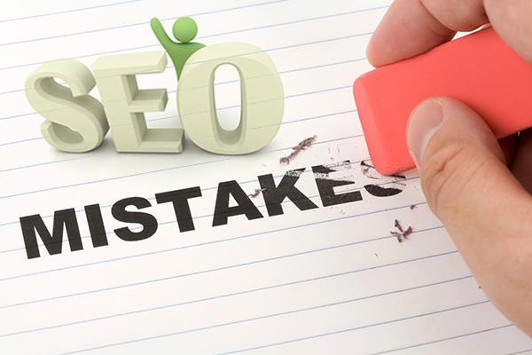 اشتباهاتی که وب مستر ها در سئو داخلی انجام می دهند !